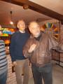 Gianfranco, presidente dell'Associazione che ci ha ospitati.