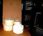 Le strisce per la fasciatura/imballaggio