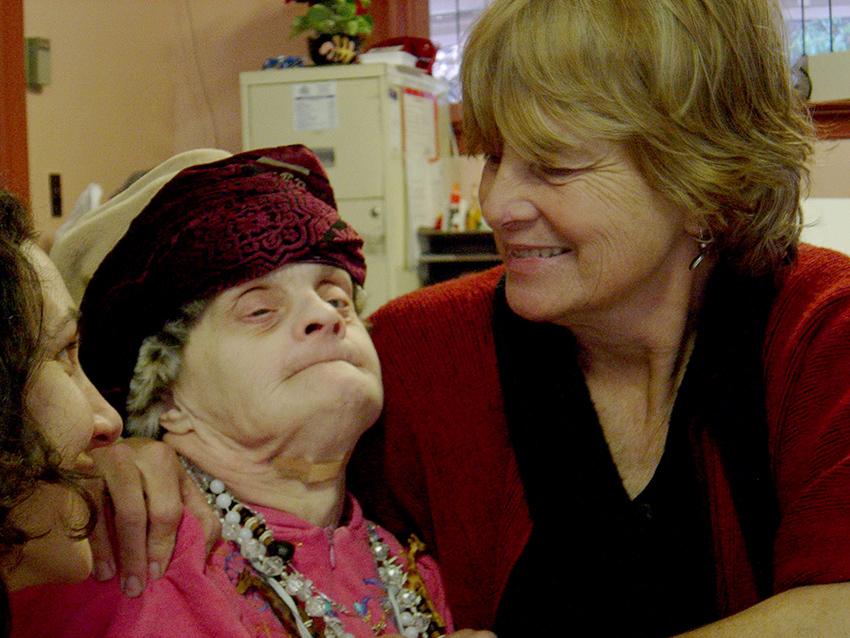 Joyce & Judy Scott